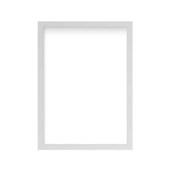 Standard Sizes Photo Frames – Silver