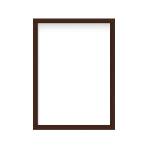 Standard Sizes Photo Frames – Mocha