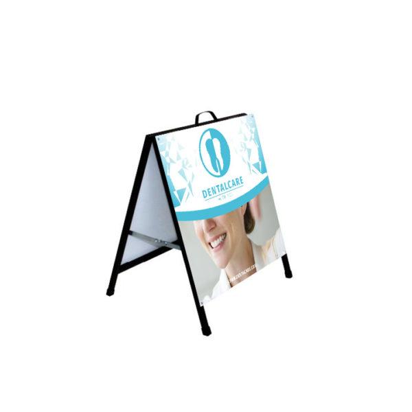 A Frame – 60 x 60 cm