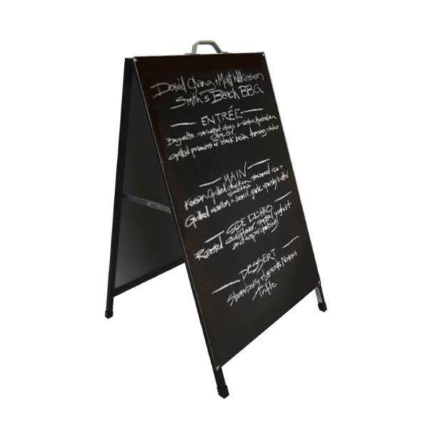 Blackboard A Frame – 60 x 90 cm